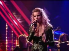 Dionne in duet met Miss Montreal: 'Twee powervrouwen op het podium'