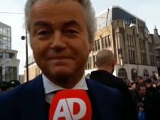 Wilders reageert op 'fuck the cops'-video Van Houwelingen