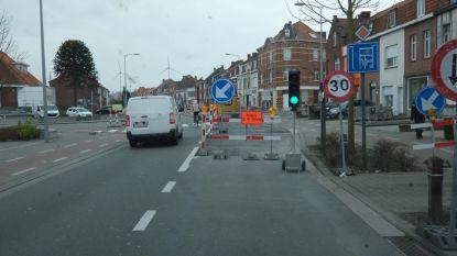 Steeds meer werven in Kortrijk vallen stil: heraanleg kruispunt Pirroen stopgezet, ook vernieuwing stationsbuurt deels opgeschort