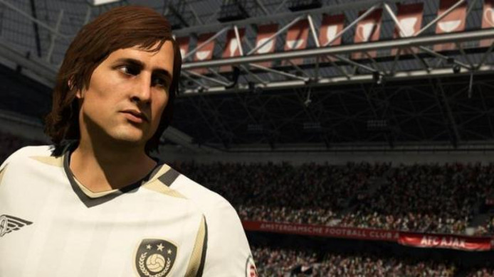 Johan Cruijff heeft van EA eindelijk een upgrade gekregen.
