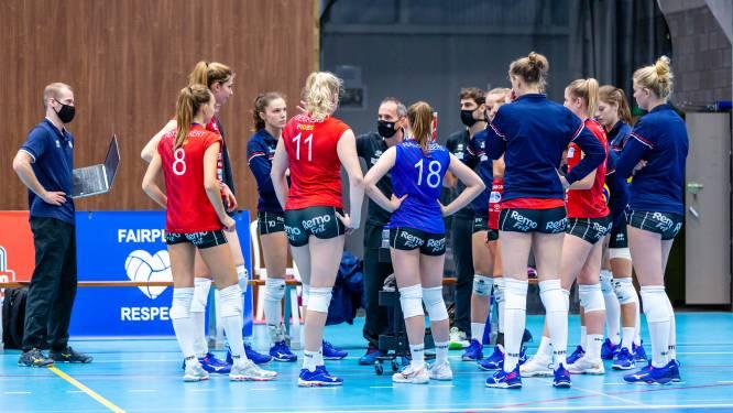 Het horrorscenario, waarbij ook de competitie in de hoogste reeks van het volleybal voor langere tijd wordt uitgesteld, komt steeds dichterbij