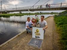 BMX'er Niek Kimmann krijgt Walk of Fame-tegel in Hardenberg