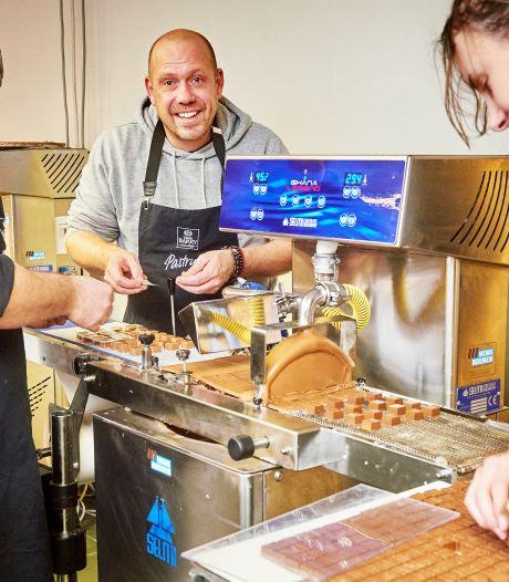 Pastryclub in Uden: Elke dag taart hoeft niet, maar een beetje luxe mag best