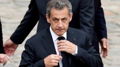 Franse ex-president Sarkozy moet terechtstaan voor corruptie