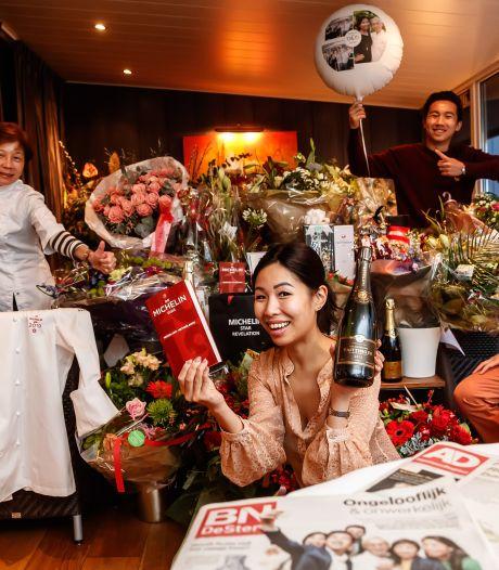 Gekkenhuis bij sterrenrestaurant O&O in Sint Willebrord, in uitzending RTL Late Night
