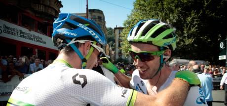 Vuelta-selectie Mitchelton definitief: broers Yates aan de start
