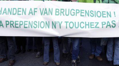 """Vakbonden tegen afschaffing brugpensioen: """"Nu moeten we het net meer gebruiken"""""""