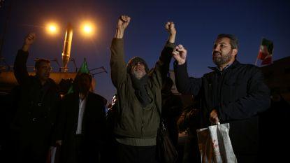 """Geen slachtoffers bij raketaanvallen in Irak: """"Iran schoot om te missen"""""""
