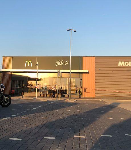 McDonald's Boxmeer weer open na stroomstoring