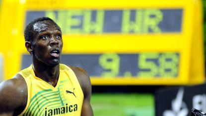Usain Bolt verloor weddenschap voor wereldrecordrace in Berlijn