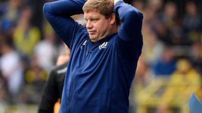"""Vanhaezebrouck geeft dan toch toe dat hij te ver is gegaan tegenover fans: """"Wilde spelers in bescherming nemen"""""""
