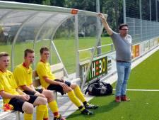 Bert van Losser stapt op als trainer van VV Haaksbergen