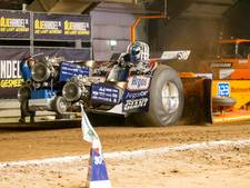 Tractorpulling viert verjaardag in Zwolle
