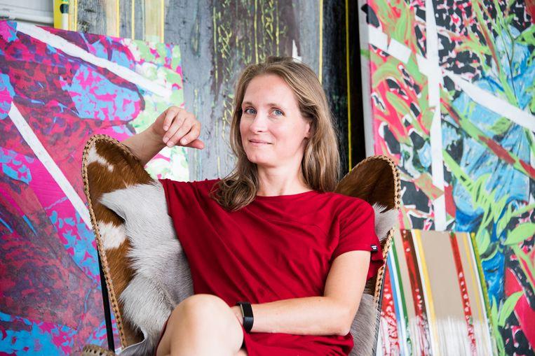 Stephanie Gildemyn.