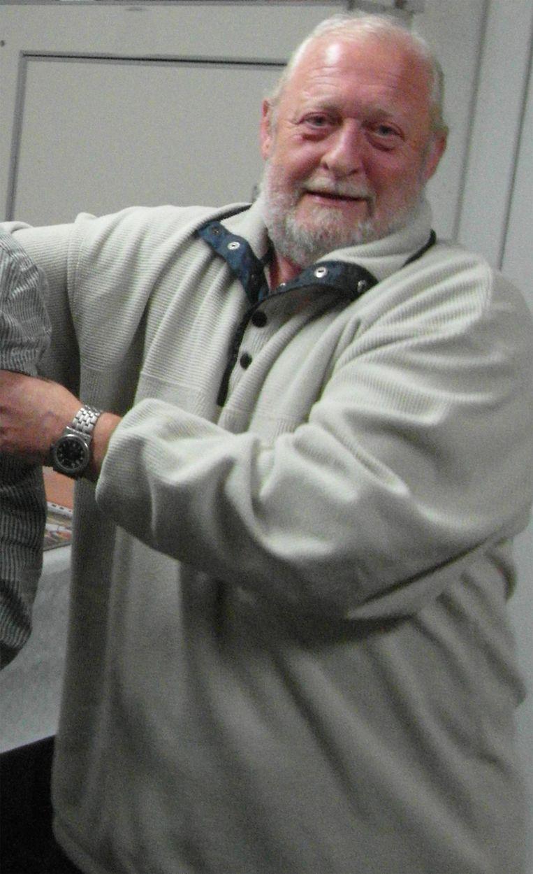 Marcel Coenen ligt nu al bijna een week in het ziekenhuis.