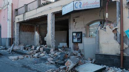 Italiaanse regering maakt noodhulp vrij voor slachtoffers aardbeving Sicilië