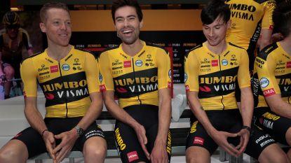 Jumbo-Visma wil triumviraat voor de Tour doen werken met veel gesprekken en gezamenlijke programma's