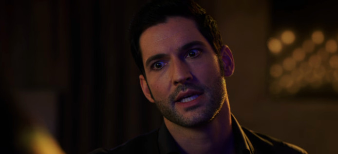 Tom Ellis als Lucifer