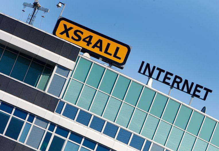 XS4all, een van de oudste internetproviders van het land, gaat binnenkort verdwijnen. Beeld null