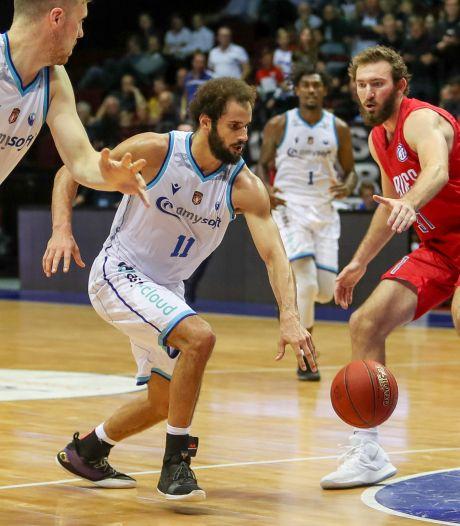 Basketballer Hammink weg bij Donar