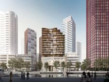 Bouwgolf Rotterdam onstuitbaar: nóg een woontoren voor Wijnhaveneiland