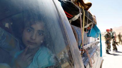 Luchtaanvallen treffen schuilkelder in zuiden van Syrië: 17 burgers gedood