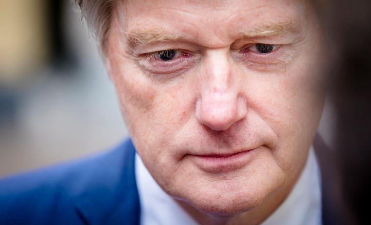 Achter de schermen klinken verwijten aan het adres van PvdA-staatssecretaris Martin van Rijn. Hij zou onvoldoende hebben gewaarschuwd voor de consequenties. Beeld anp