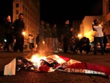 Protestation contre l'acquittement de Zimmerman