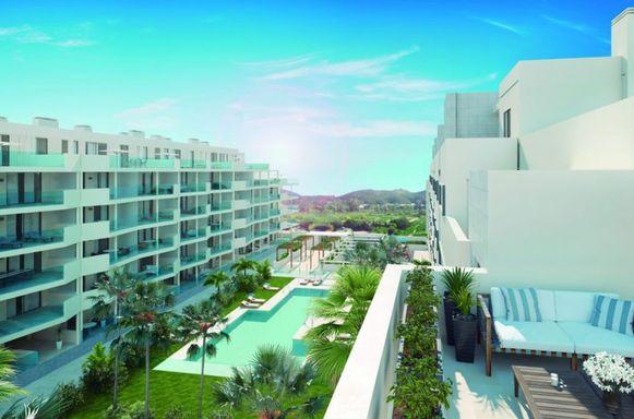 Costa del Sol. Mijas, 1 slaap- en badkamer. 138.800 euro.