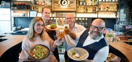 Lezersmenu augustus 2019: Twentsche Bierbrouwerij Hengelo