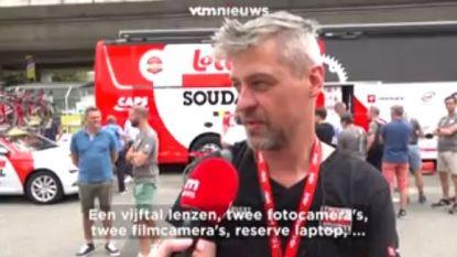 Lotto Soudal slachtoffer van inbrekers: 50.000 euro aan materiaal gestolen