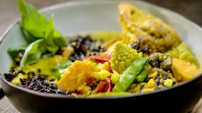 Smakelijk! Loïc maakt een curry stoofpotje