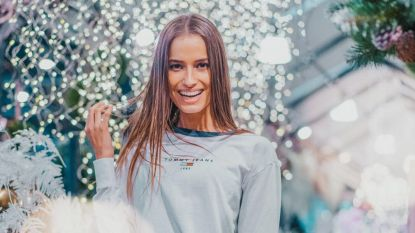 Miss met een missie: Julie gaat met gerecycleerde galajurk voor kroontje Miss België