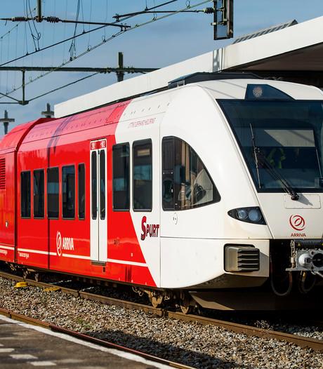 Geen treinen tussen Apeldoorn en Klarenbeek