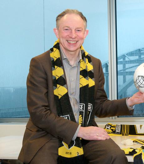 Gerrit Breeman na half jaar alweer weg bij Vitesse