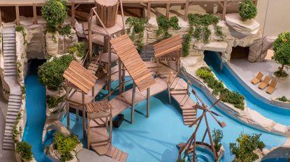 Zo zal Bellewaerde Aquapark eruitzien
