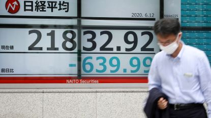 Japanse beurs onderuit door vrees nieuwe virusuitbraak