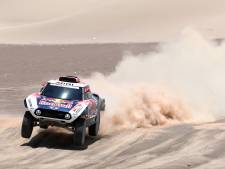 Ten Brinke negende in Dakar Rally, Peterhansel wint etappe