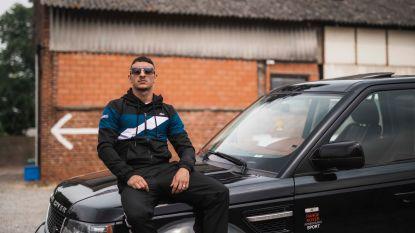 """Truiense straatboef Dalton doet wenkbrauwen fronsen met Gangsta rapsong 'Lang leve de drugs': """"Ik wil de stem van de straat zijn"""""""