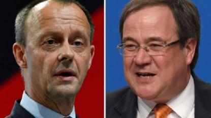 Ook Merz en Laschet kandidaat CDU-voorzitter
