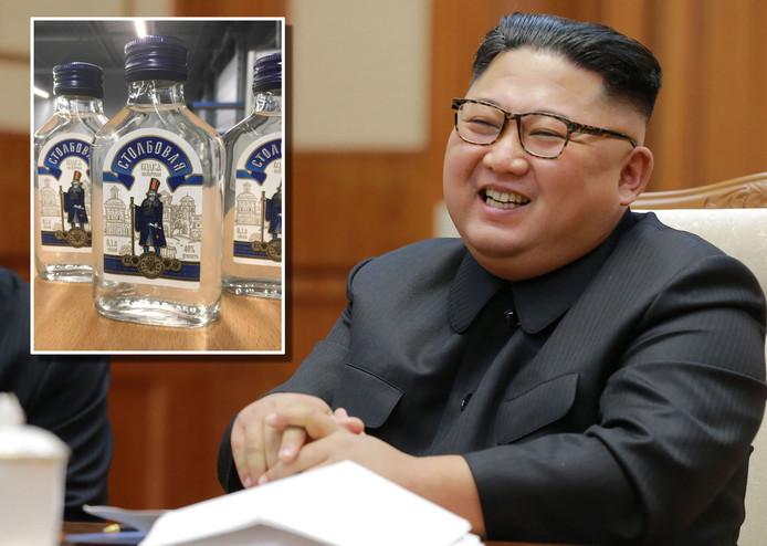 Douane onderschept voorraad wodka voor Kim Jong-un