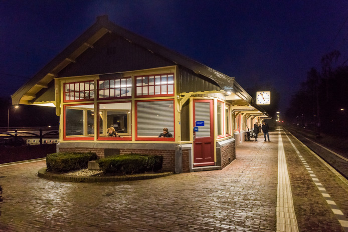 Station Den Dolder.