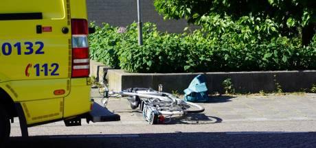 Fietser gewond na botsing met motorrijder in Dongen