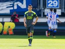 Lozano twee wedstrijden geschorst en mist topper met Feyenoord