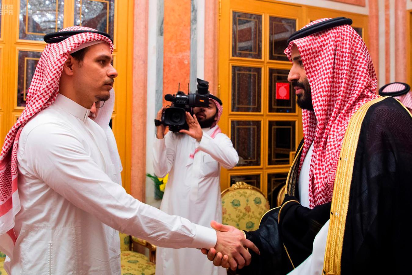 Salah Khashoggi, fils de Jamal, avait rencontré le prince saoudien MBS fin octobre 2018