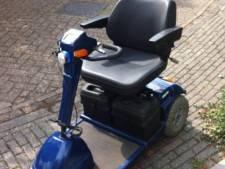 Dame rijdt dronken in scootmobiel door winkelcentrum in Maarssen