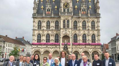 Internationale jury strijkt neer om te oordelen of Oudenaarde prijs van meest groene stad van Europa verdient
