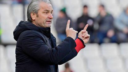 """Bernd Storck (Cercle Brugge) met selectiezorgen tegen RSC Anderlecht: """"Druk ligt even hoog bij hen als bij ons"""""""