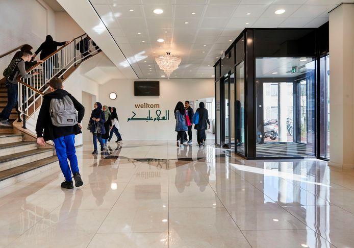 Ondanks alle conflicten blijven leerlingen trouw aan het Avicenna College.
