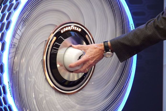 Goodyear Recharge Concept.